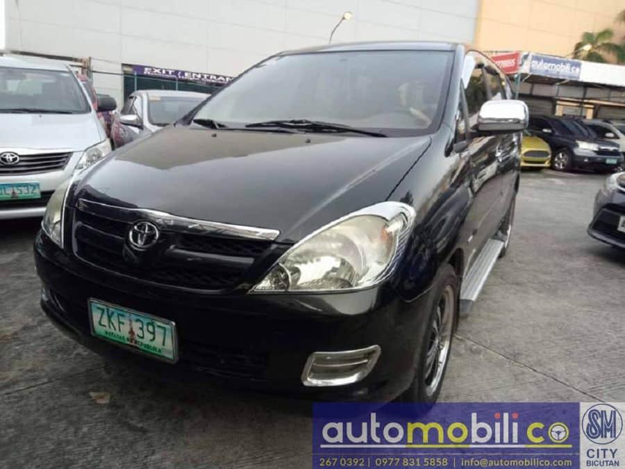 2007 Toyota Innova V - Front View