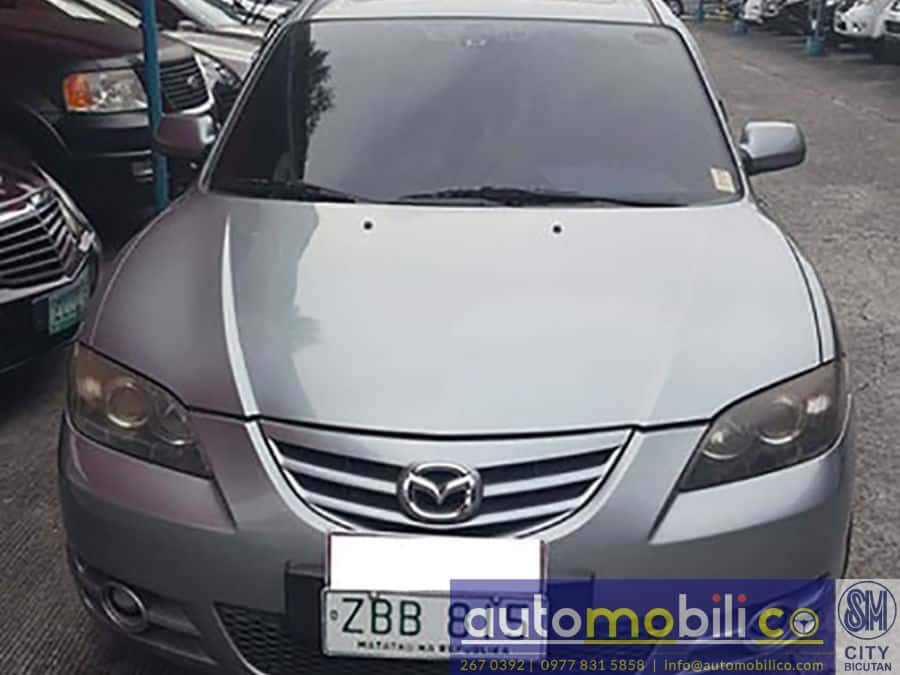 2005 Mazda 3 - Front View