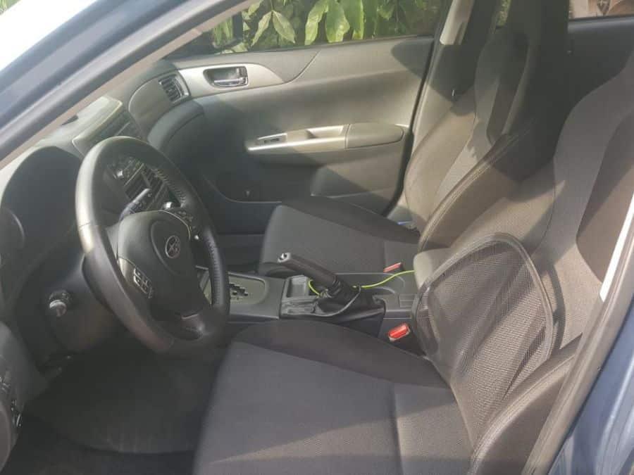 2008 Subaru Impreza - Interior Front View