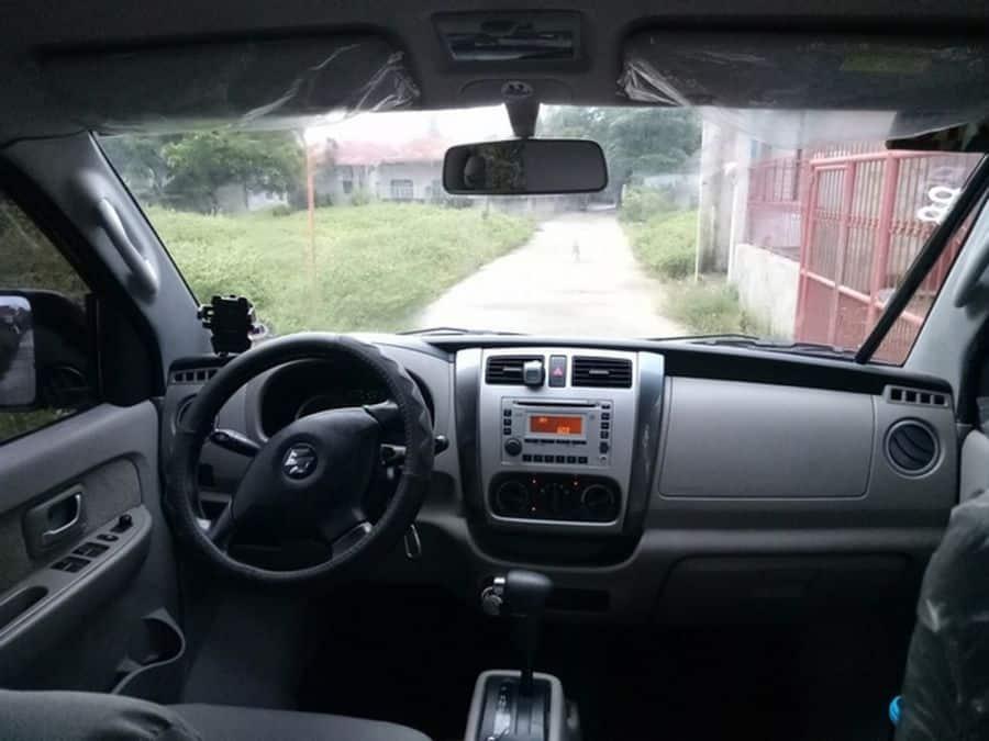 2015 Suzuki APV - Interior Front View