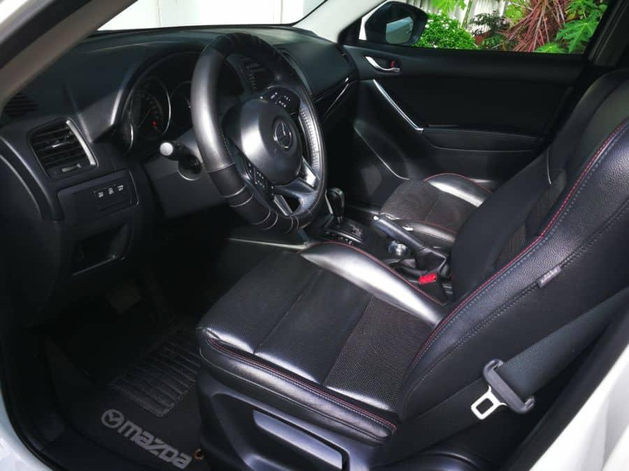 2014 Mazda CX-5 - Left View