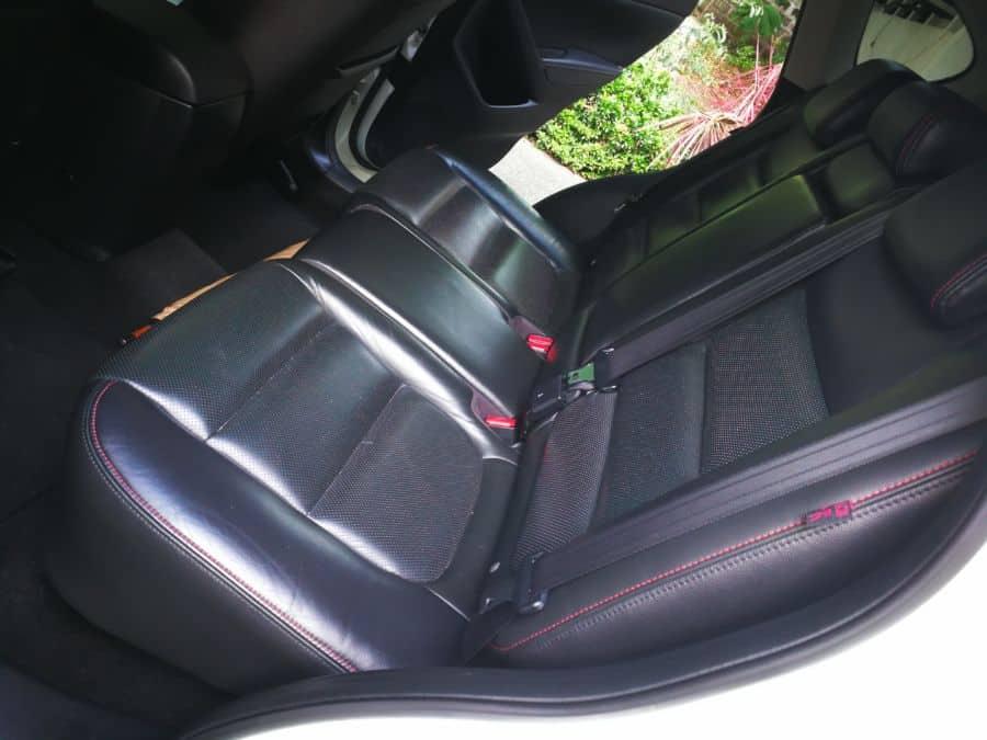 2014 Mazda CX-5 - Interior Front View