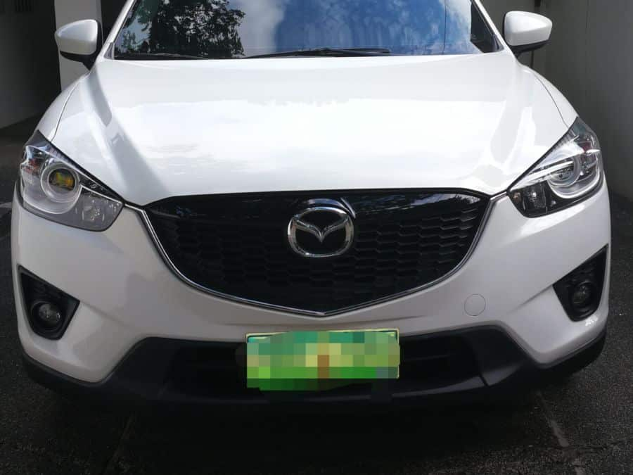 2014 Mazda CX-5 - Front View