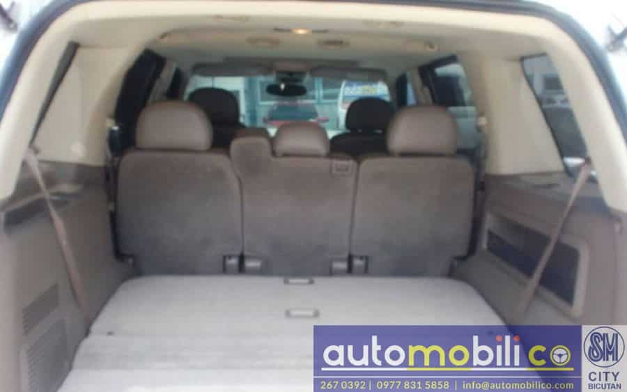 2005 Ford Explorer - Left View