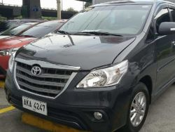 2015 Toyota Innova G - Front View