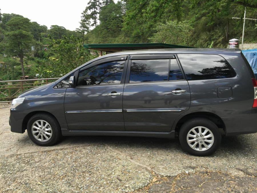 2015 Toyota Innova G - Left View