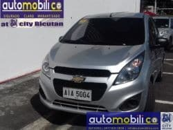 2014 Chevrolet Spark - Front View