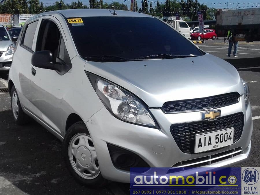 2014 Chevrolet Spark - Left View