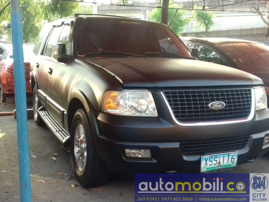 2005 Ford Expedition - Right View