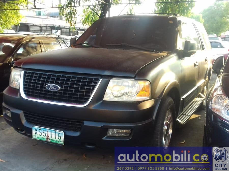 2005 Ford Expedition - Left View