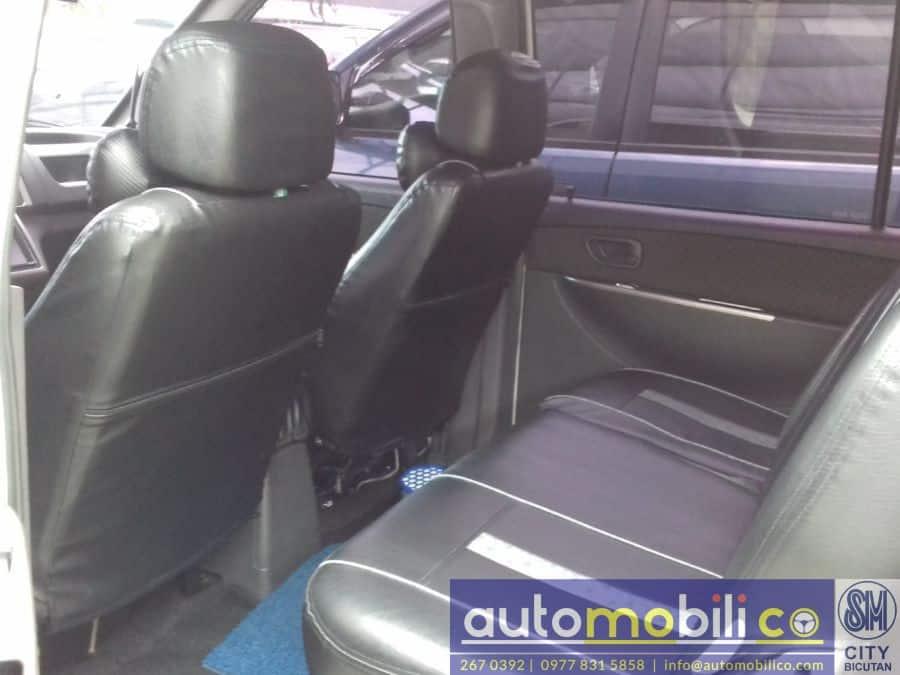 2012 Mitsubishi Adventure - Interior Rear View