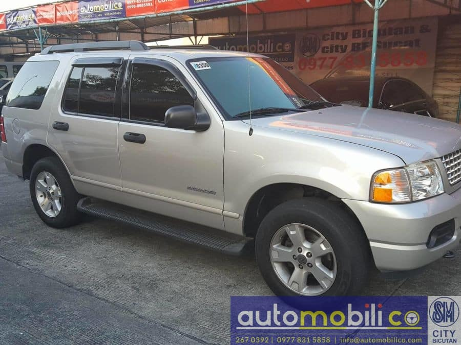 2006 Ford Explorer - Right View