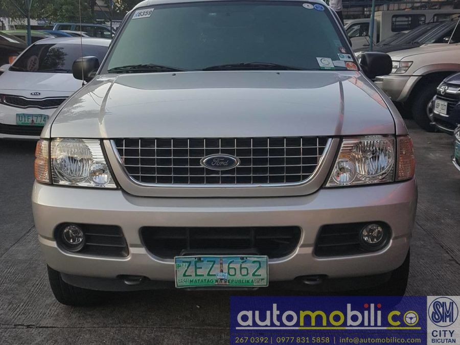 2006 Ford Explorer - Front View