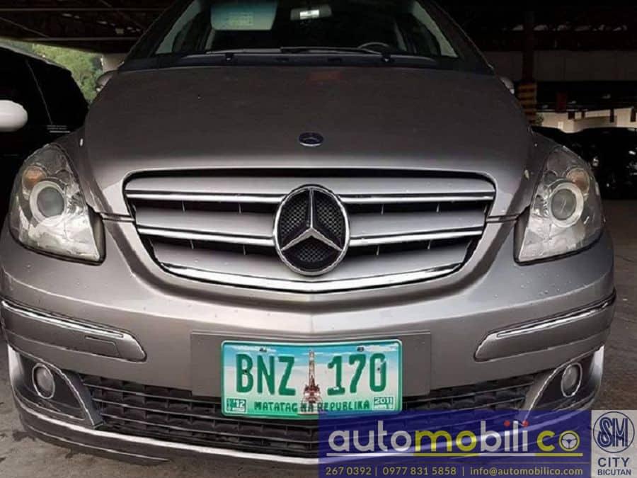 2008 Mercedes-Benz B170 - Front View
