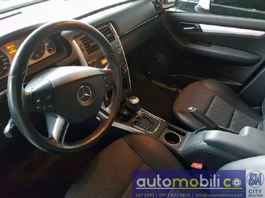 2008 Mercedes-Benz B170 - Interior Front View