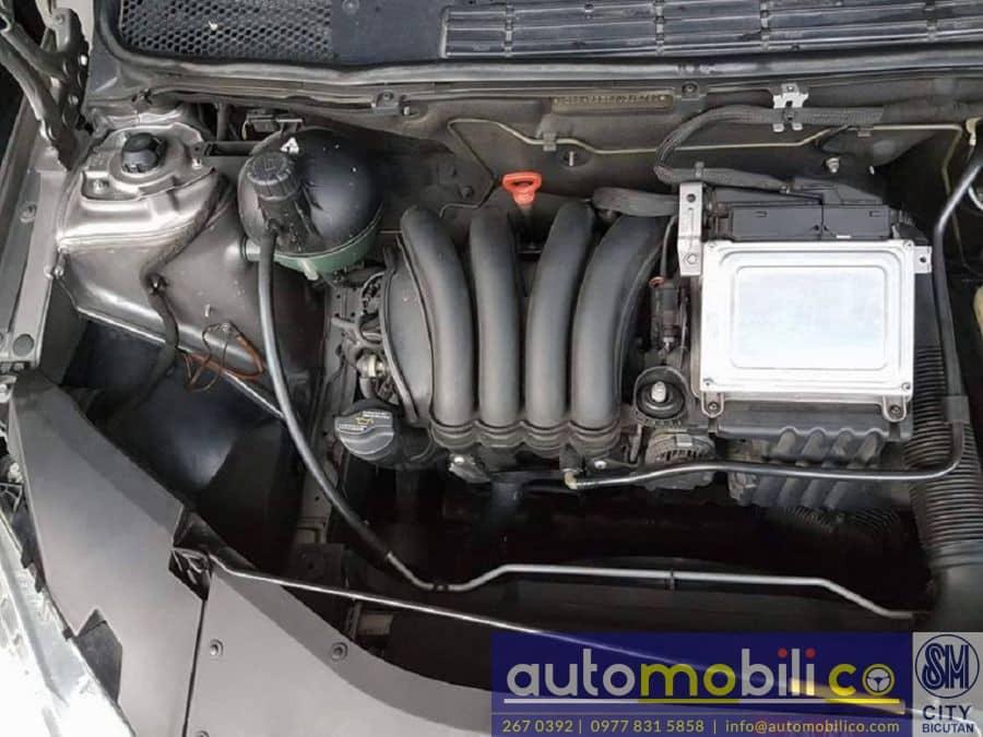 2008 Mercedes-Benz B170 - Interior Rear View