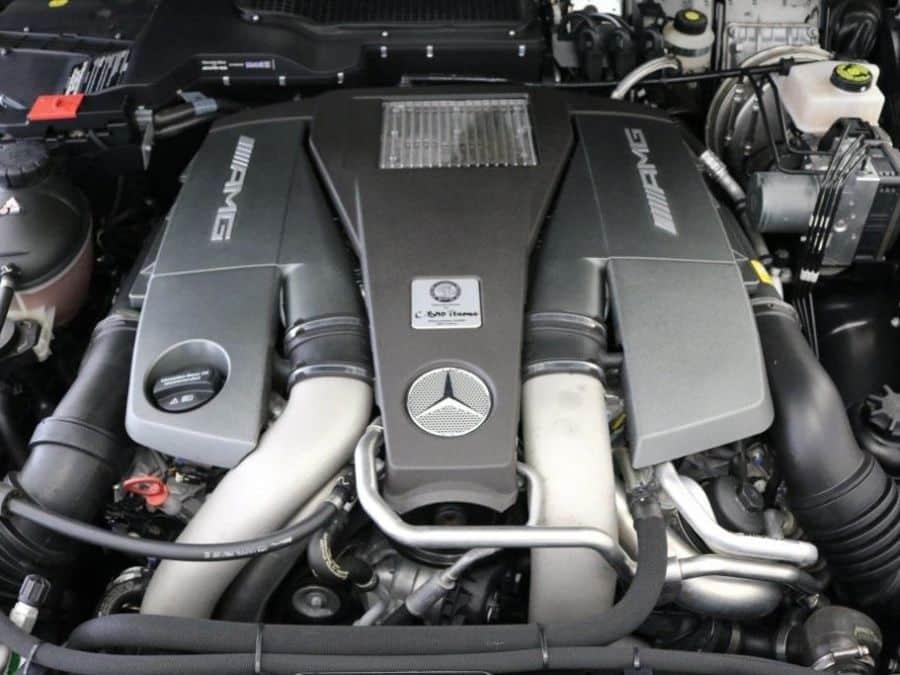 2015 Mercedes-Benz G-Class - Interior Rear View