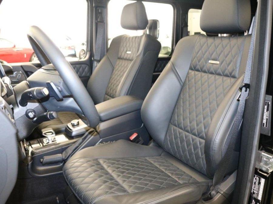 2015 Mercedes-Benz G-Class - Interior Front View