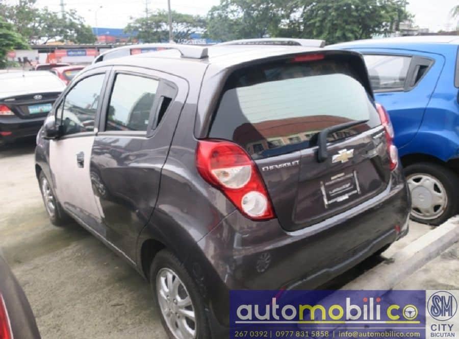 2014 Chevrolet Spark - Left View
