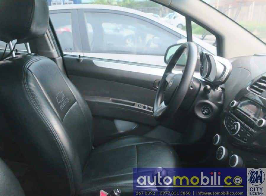 2014 Chevrolet Spark - Interior Front View