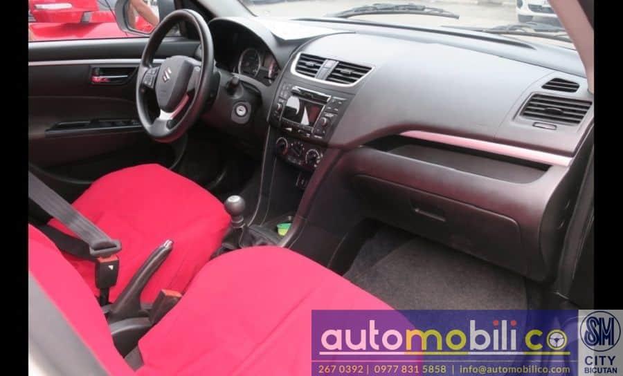 2015 Suzuki Swift - Interior Front View