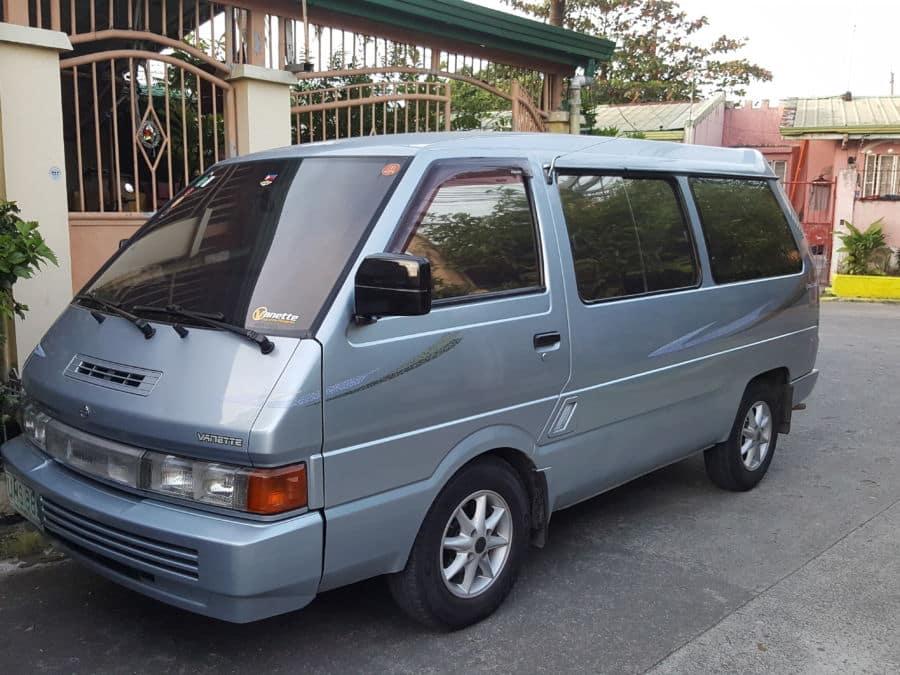 1997 Nissan Vanette - Left View