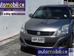 2014 Suzuki Swift Dzire - Front View