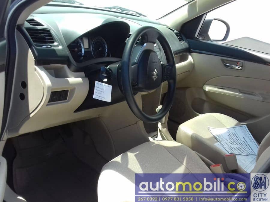 2014 Suzuki Swift Dzire - Interior Front View