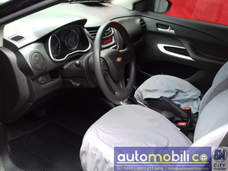 2016 Chevrolet Sail - Interior Front View