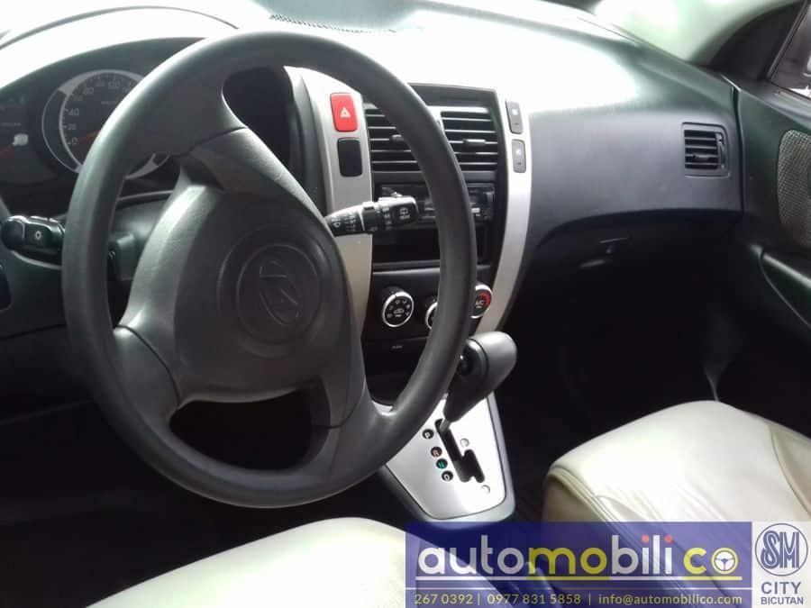 2007 Hyundai Tucson - Interior Rear View