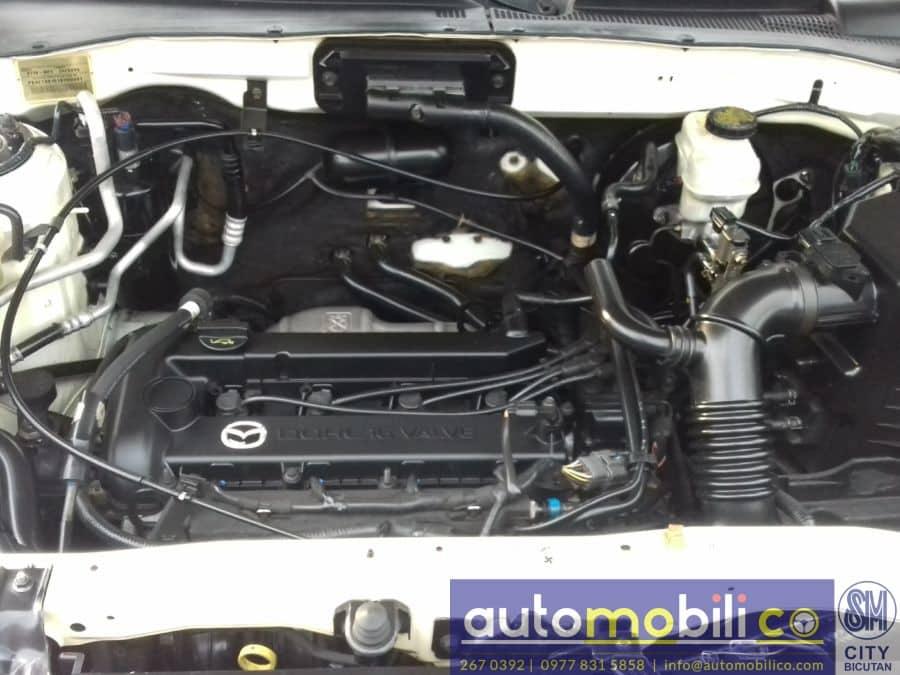 2006 Mazda Tribute - Interior Rear View
