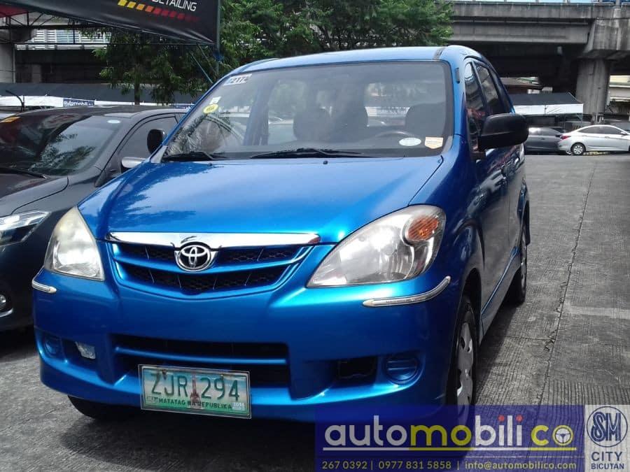 2007 Toyota Avanza - Left View