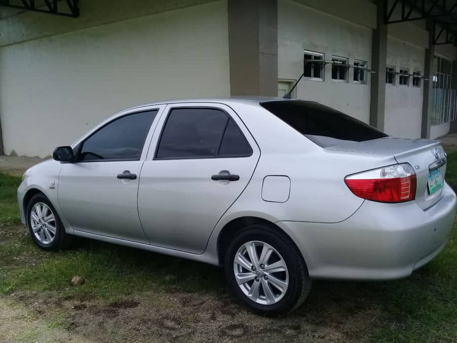 2006 Toyota Vios - Left View