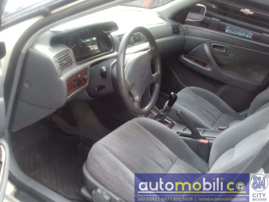 2000 Toyota Camry - Interior Front View