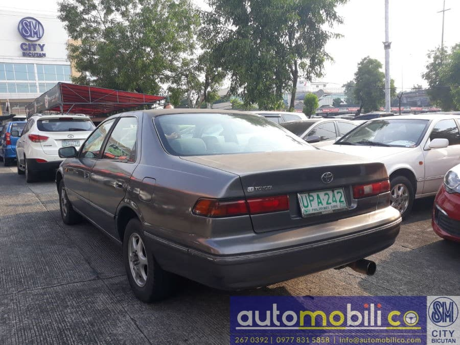 1996 Toyota Camry - Left View