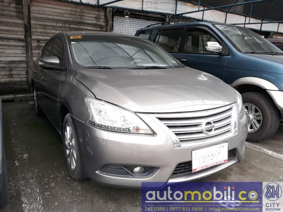 2014 Nissan Sylphy - Right View
