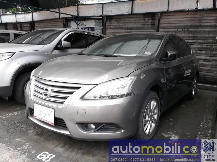 2014 Nissan Sylphy - Left View