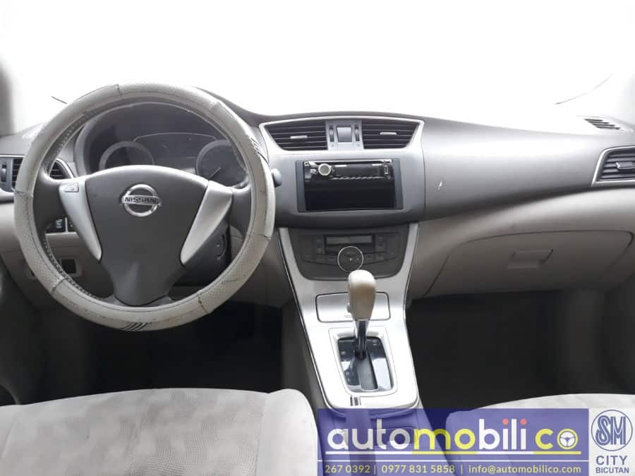 2014 Nissan Sylphy - Interior Rear View