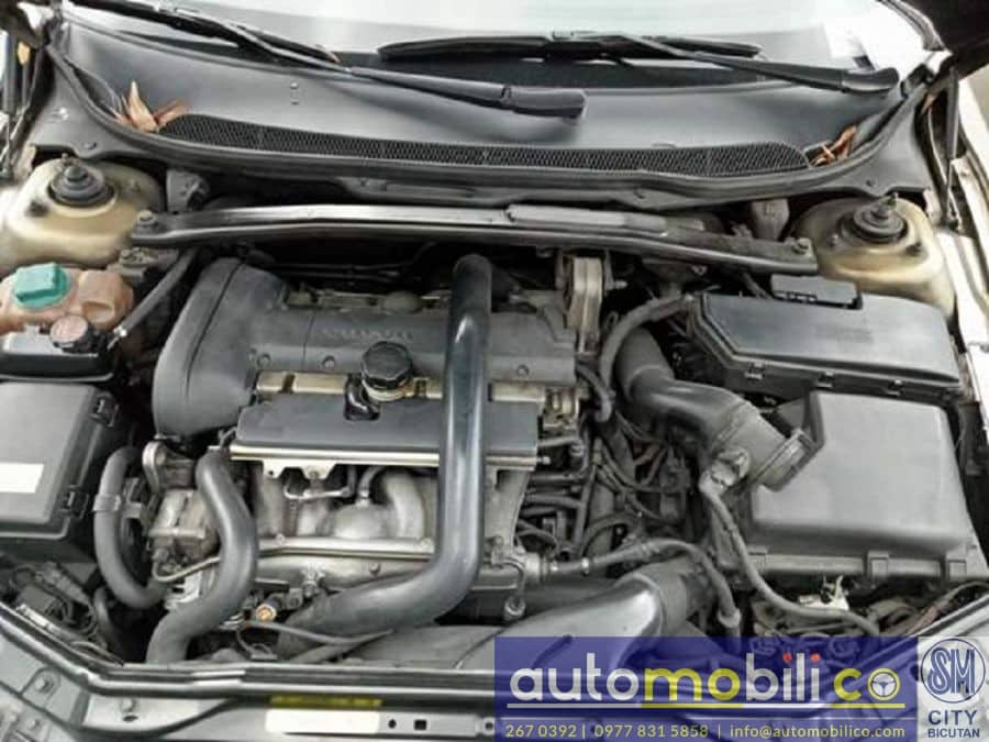 2008 Volvo S60 - Interior Rear View