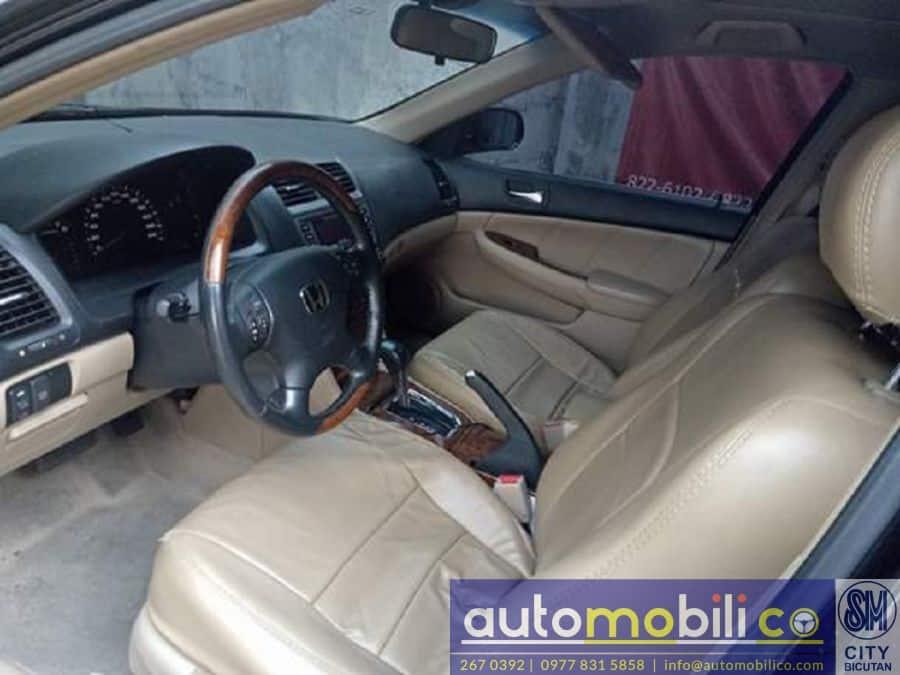 2008 Honda Accord - Interior Front View