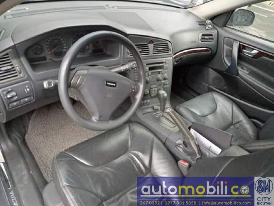 2008 Volvo S60 - Interior Front View