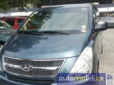 2012 Hyundai Grand Starex - Front View