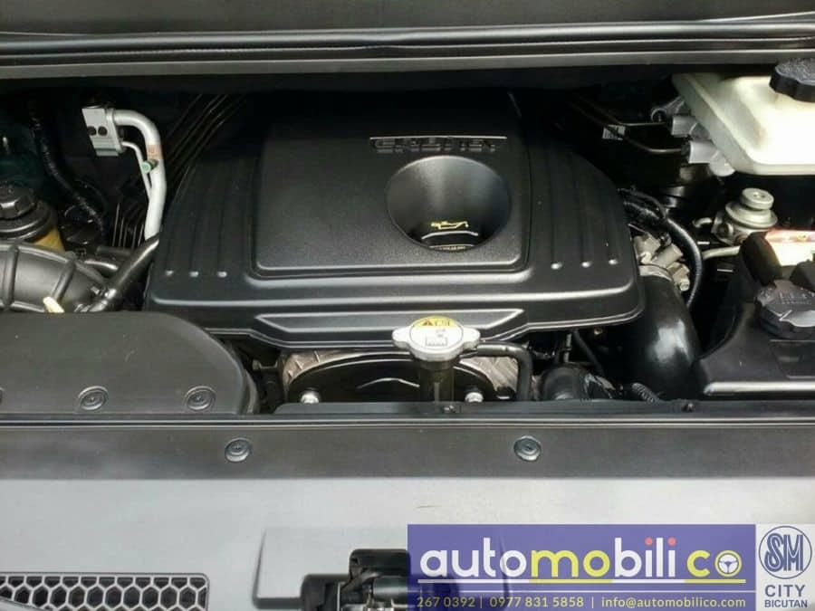2012 Hyundai Grand Starex - Interior Rear View
