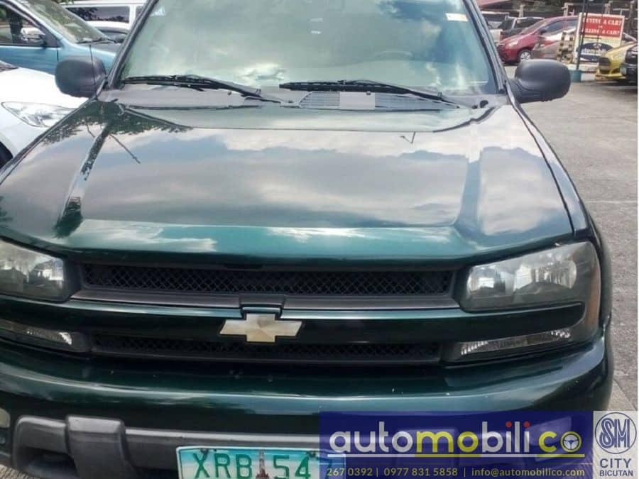 2004 Chevrolet Trailblazer - Front View