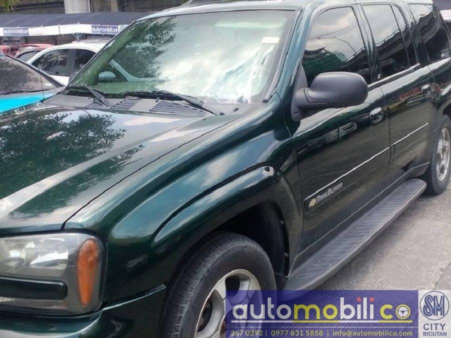 2004 Chevrolet Trailblazer - Left View