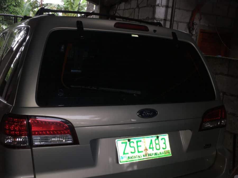 2008 Ford Escape - Rear View