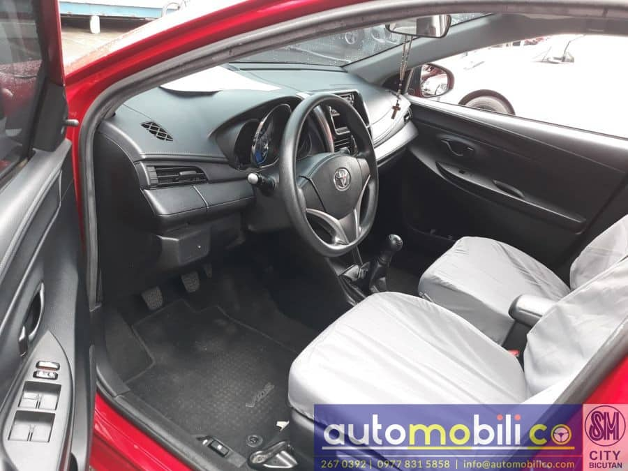 2014 Toyota Vios - Interior Front View
