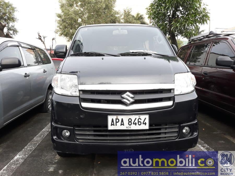 2014 Suzuki APV - Front View