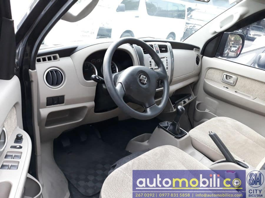 2014 Suzuki APV - Interior Front View