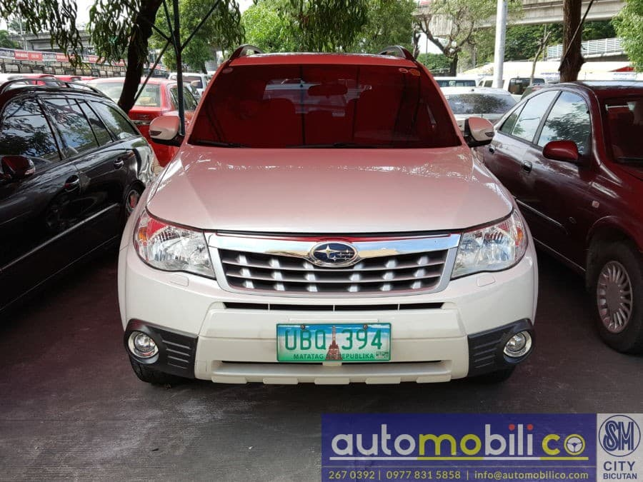 2013 Subaru Forester - Front View